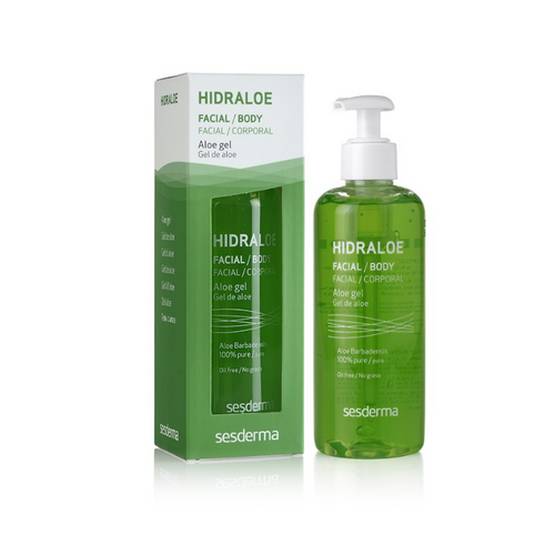 HIDRALOE Face/Body Aloe Gel 250ml