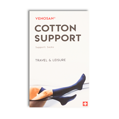 Cotton Support Compression stockings