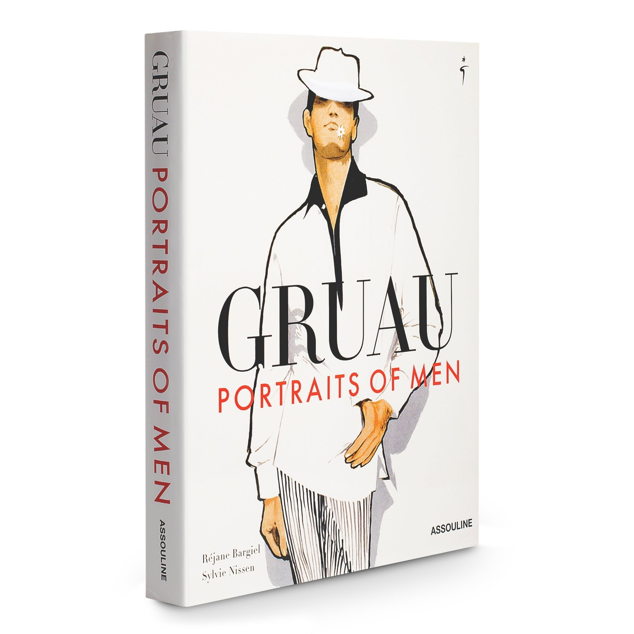 Gruau: Portraits of Men - Assouline