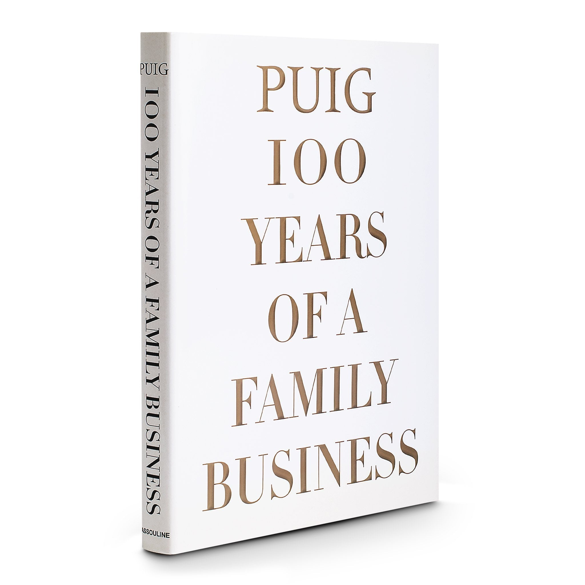Puig, 100 Years of a Family Business - Assouline