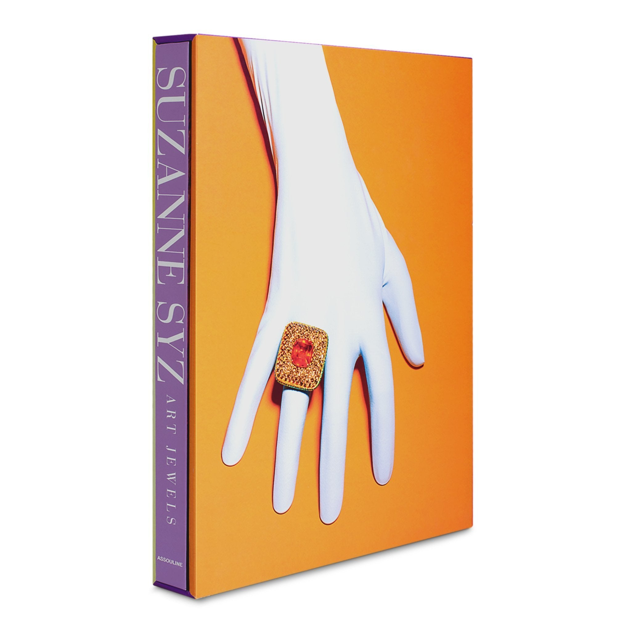 Suzanne Syz: Art Jewels - Assouline