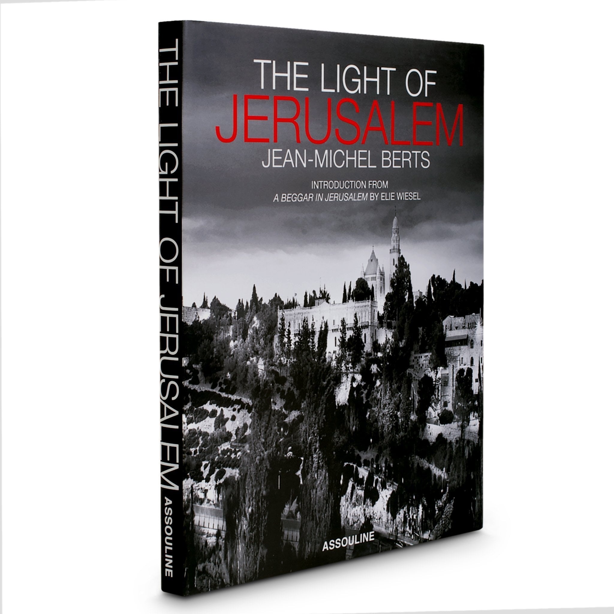 The Light of Jerusalem - Assouline