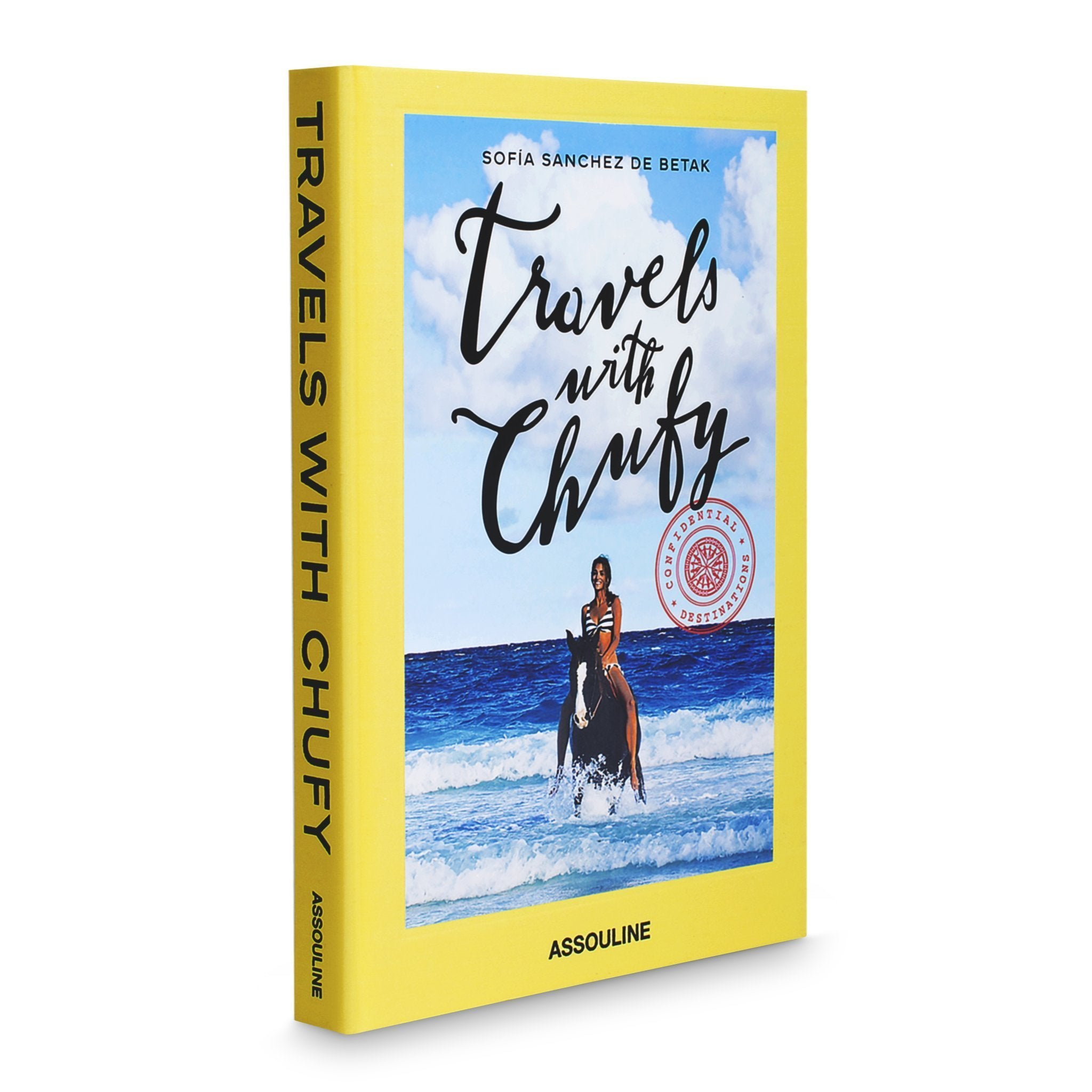 Sofia Betak: Travels with Chufy - Assouline