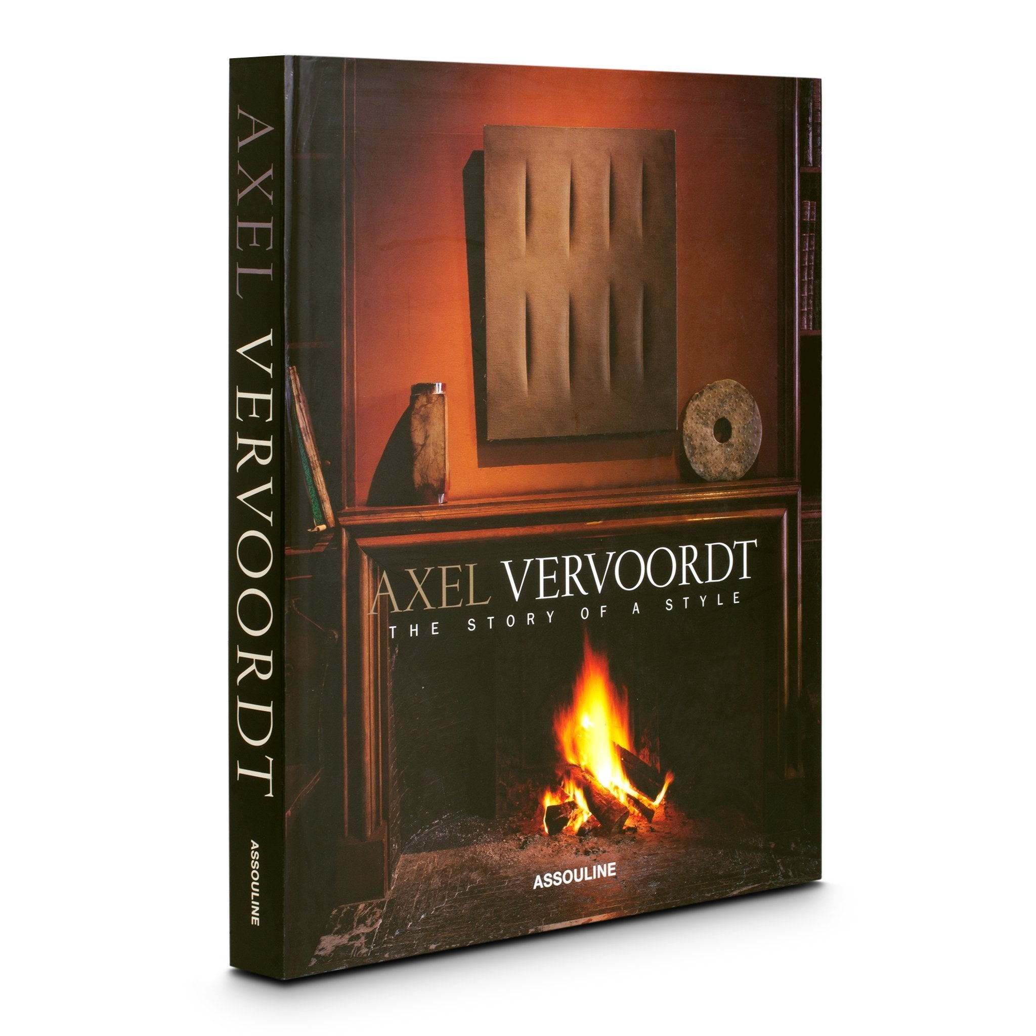 Axel Vervoordt: The Story of a Style - Assouline