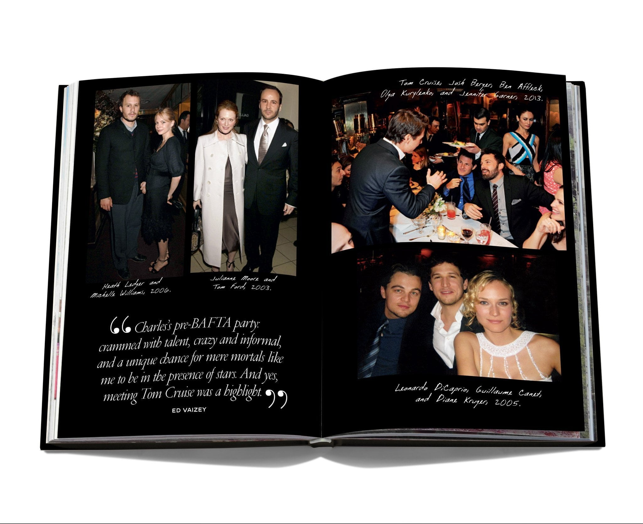The Night Before BAFTA - Assouline