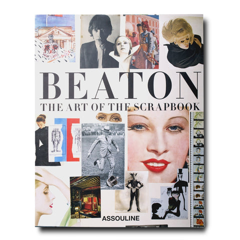 Cecil Beaton: The Art of the Scrapbook - Assouline