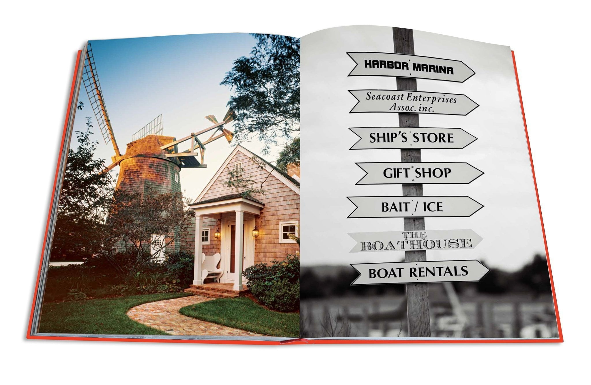 The Big Book of the Hamptons - Assouline