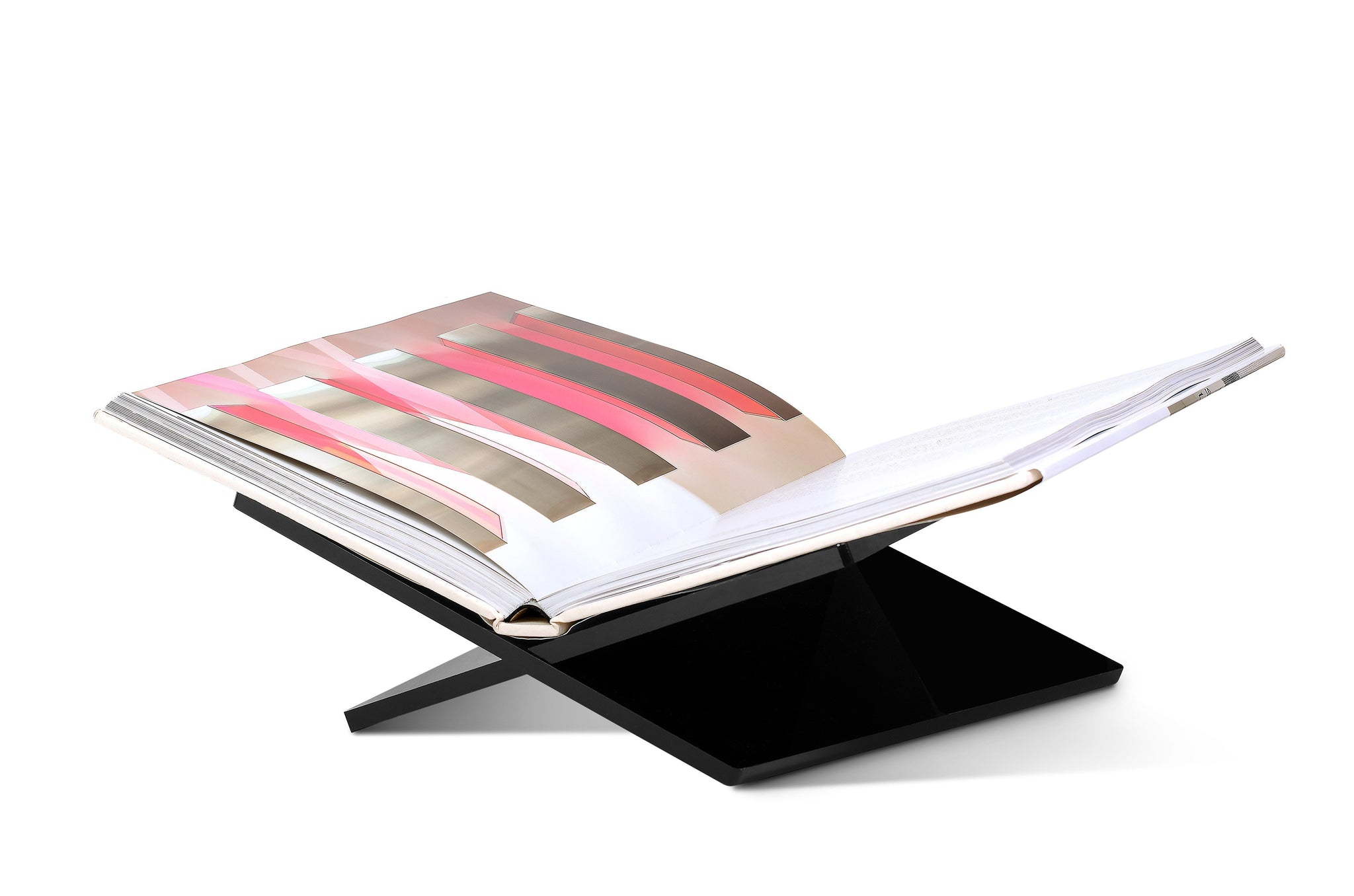 A Bookstand - Black - Assouline