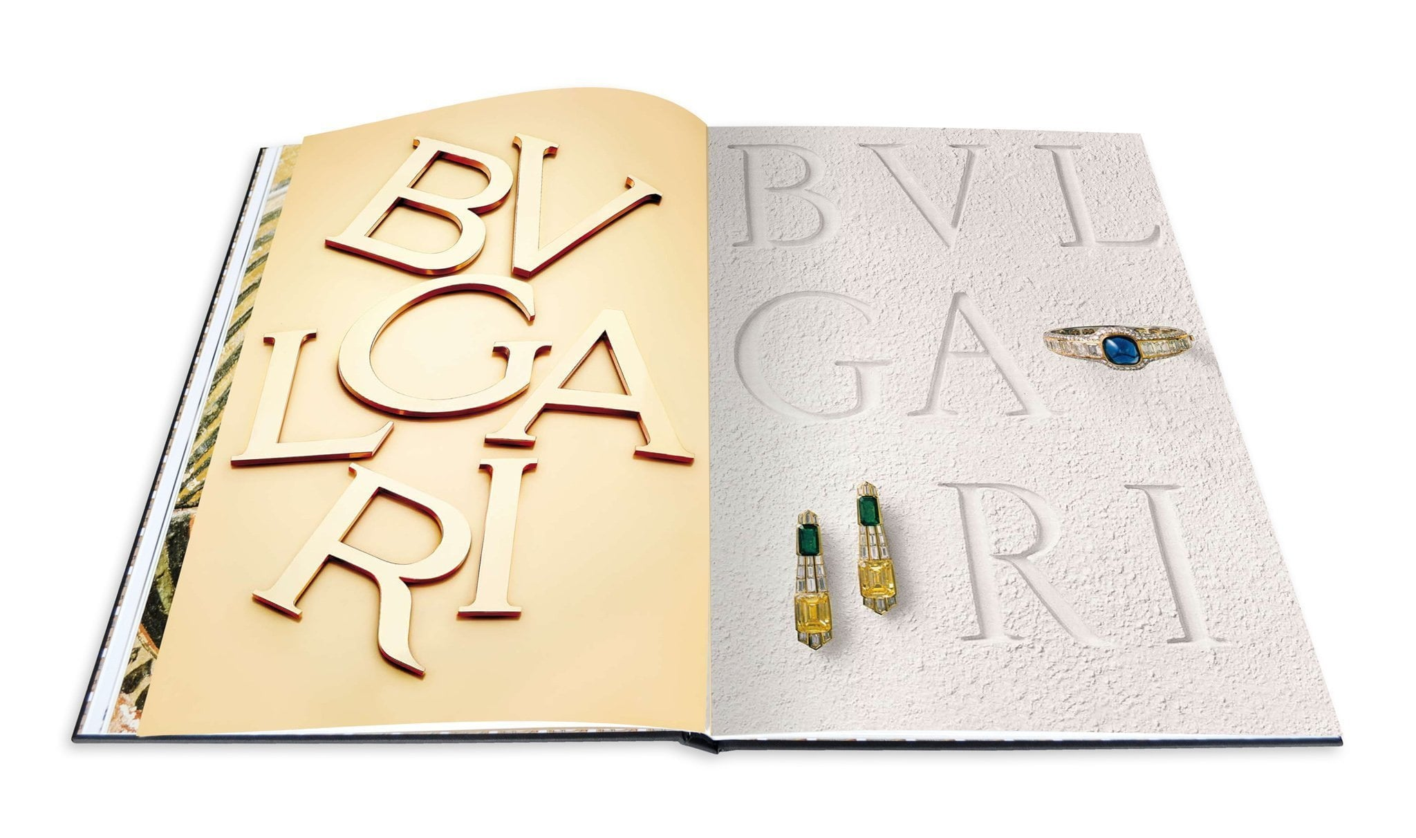 BULGARI: Bulgari-Bulgari Collection - Assouline