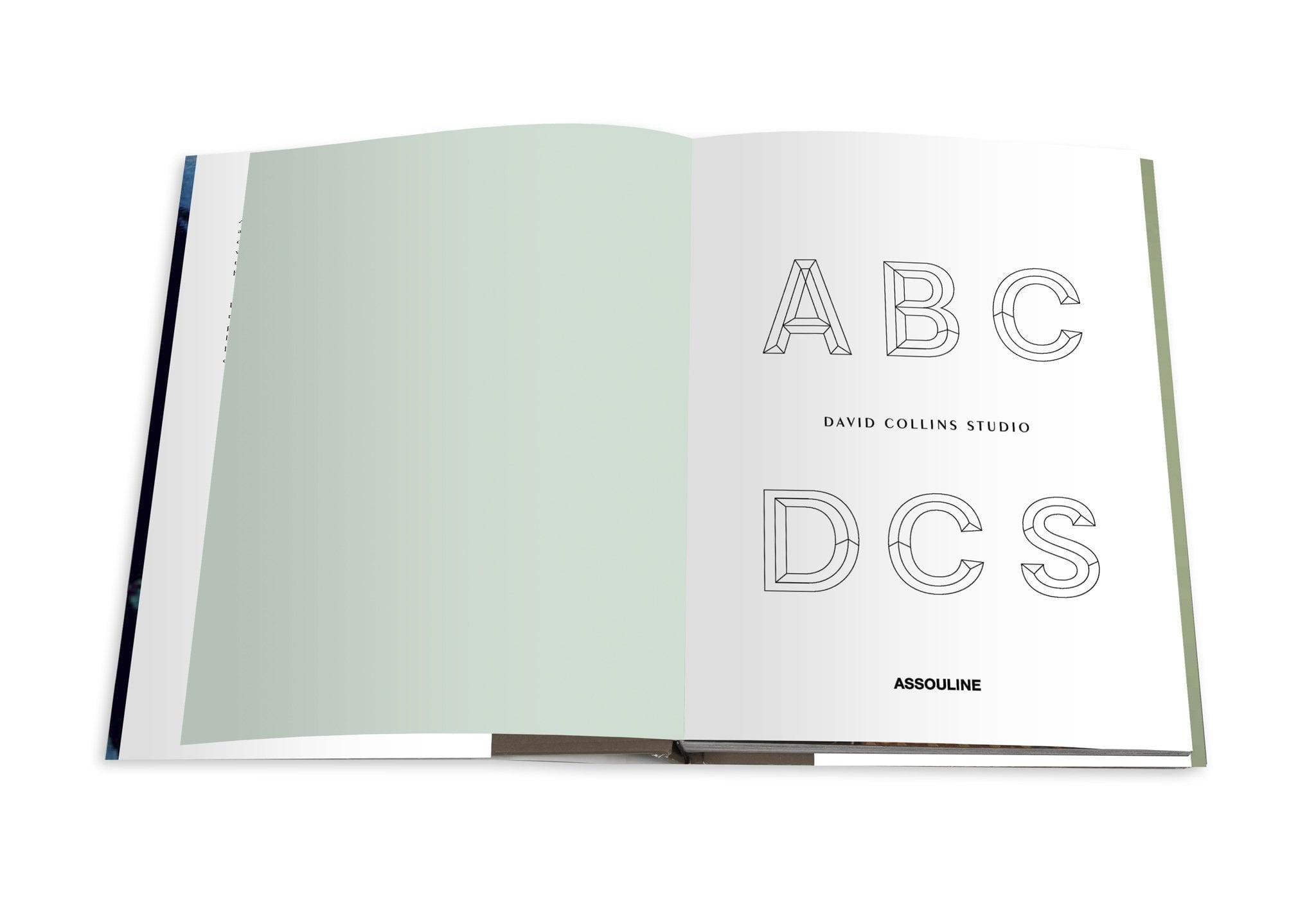 David Collins Studio : ABCDCS - Assouline