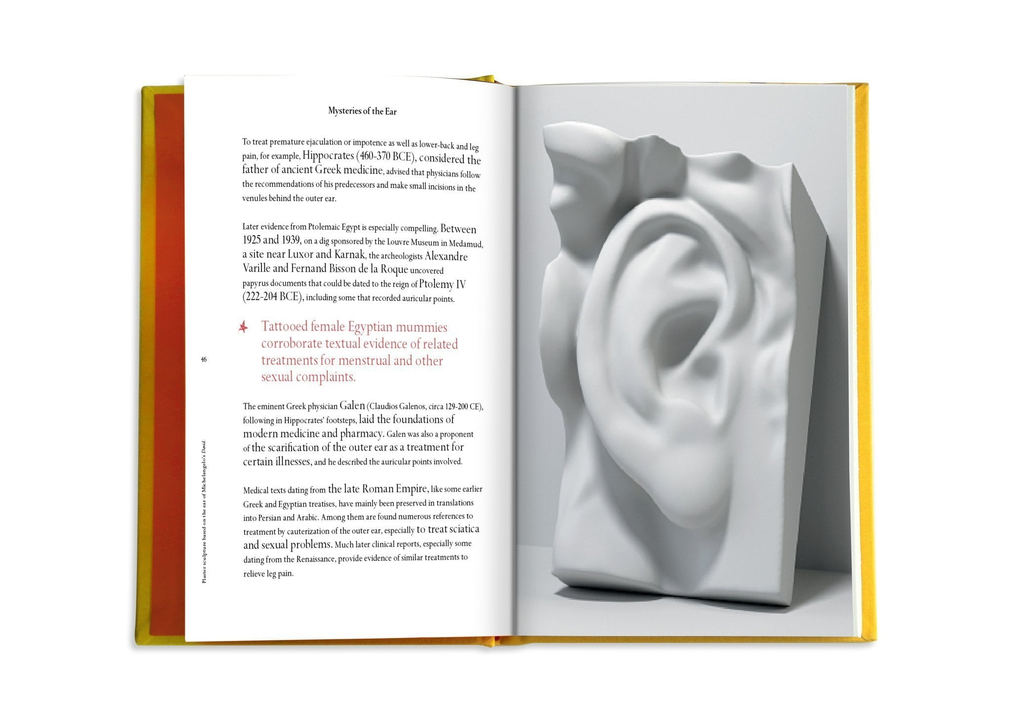 Mysteries Of The Ear - Assouline