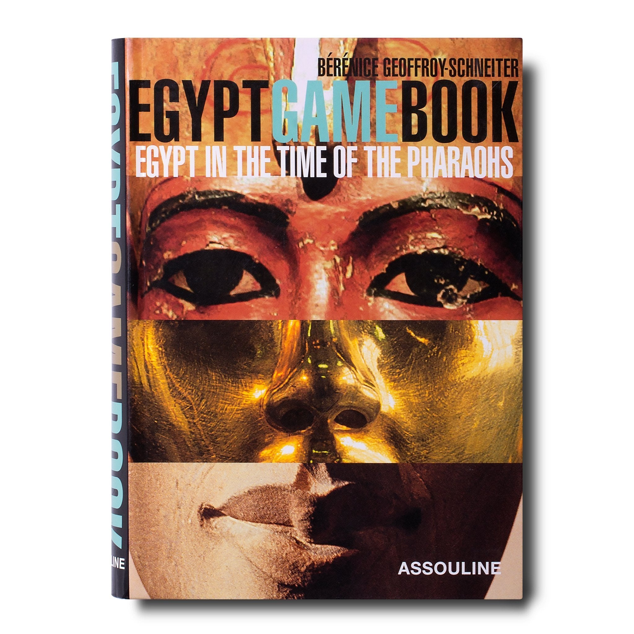 Egypt Game Book - Assouline