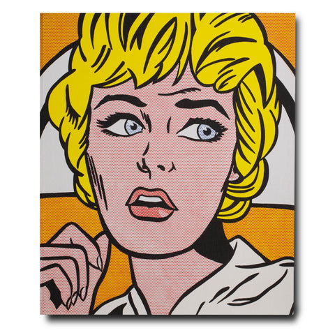 Roy Lichtenstein: The Impossible Collection