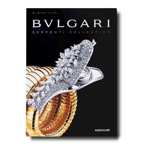 BULGARI: Serpenti Collection - Assouline