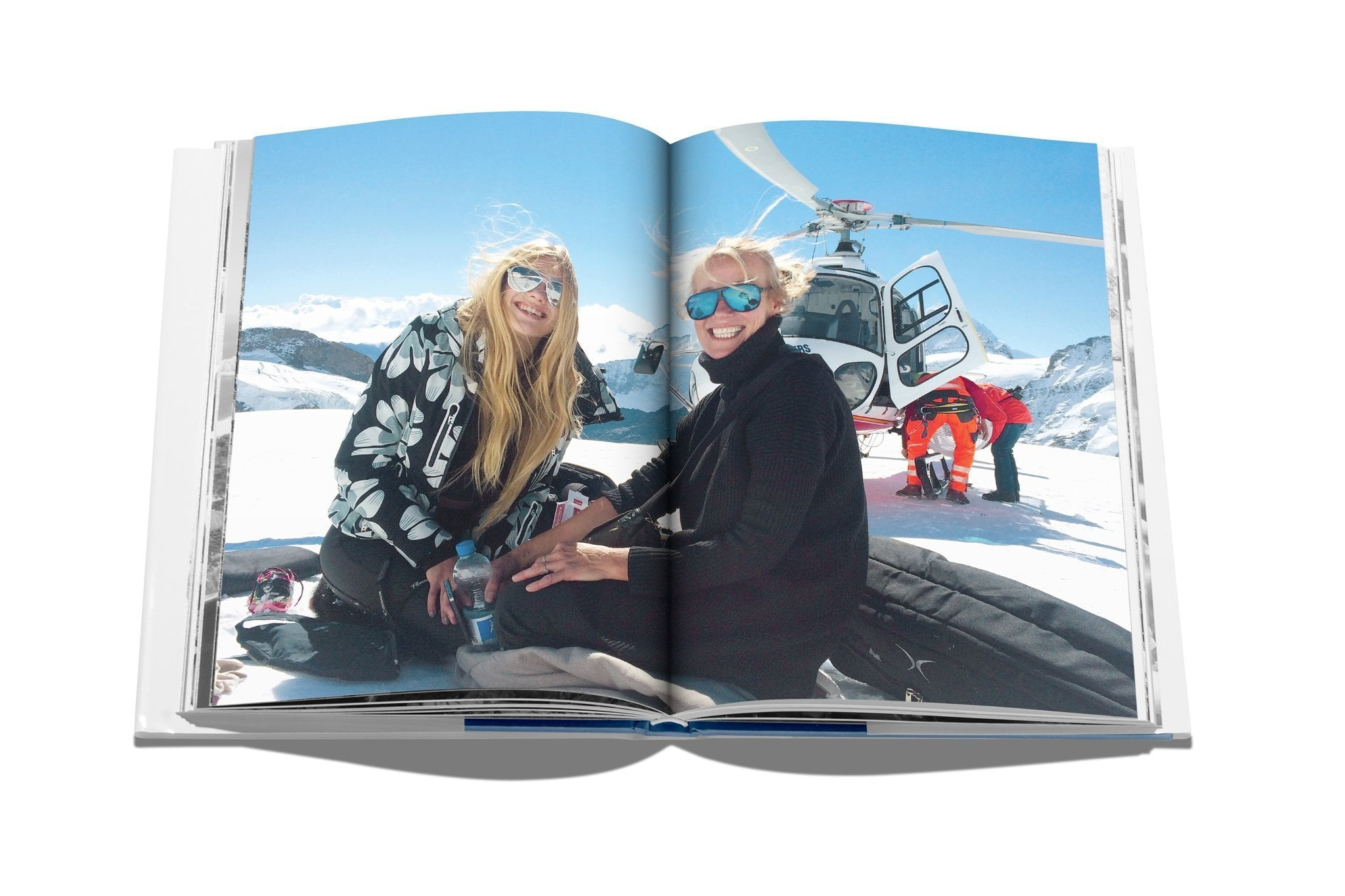 In the Spirit of Gstaad - Assouline