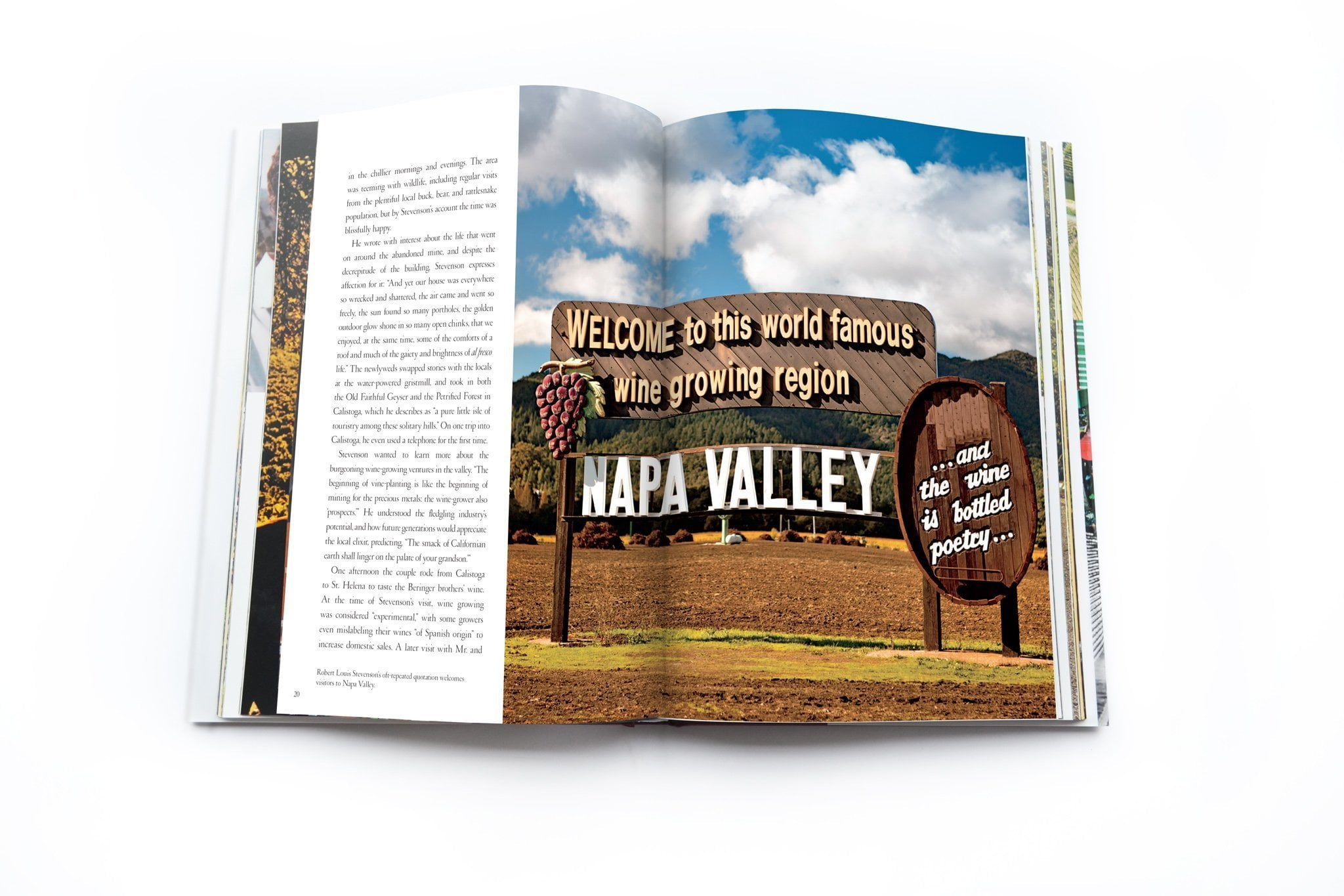 In the Spirit of Napa Valley - Assouline