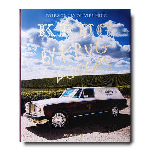 Krug by Krug Lovers - Assouline