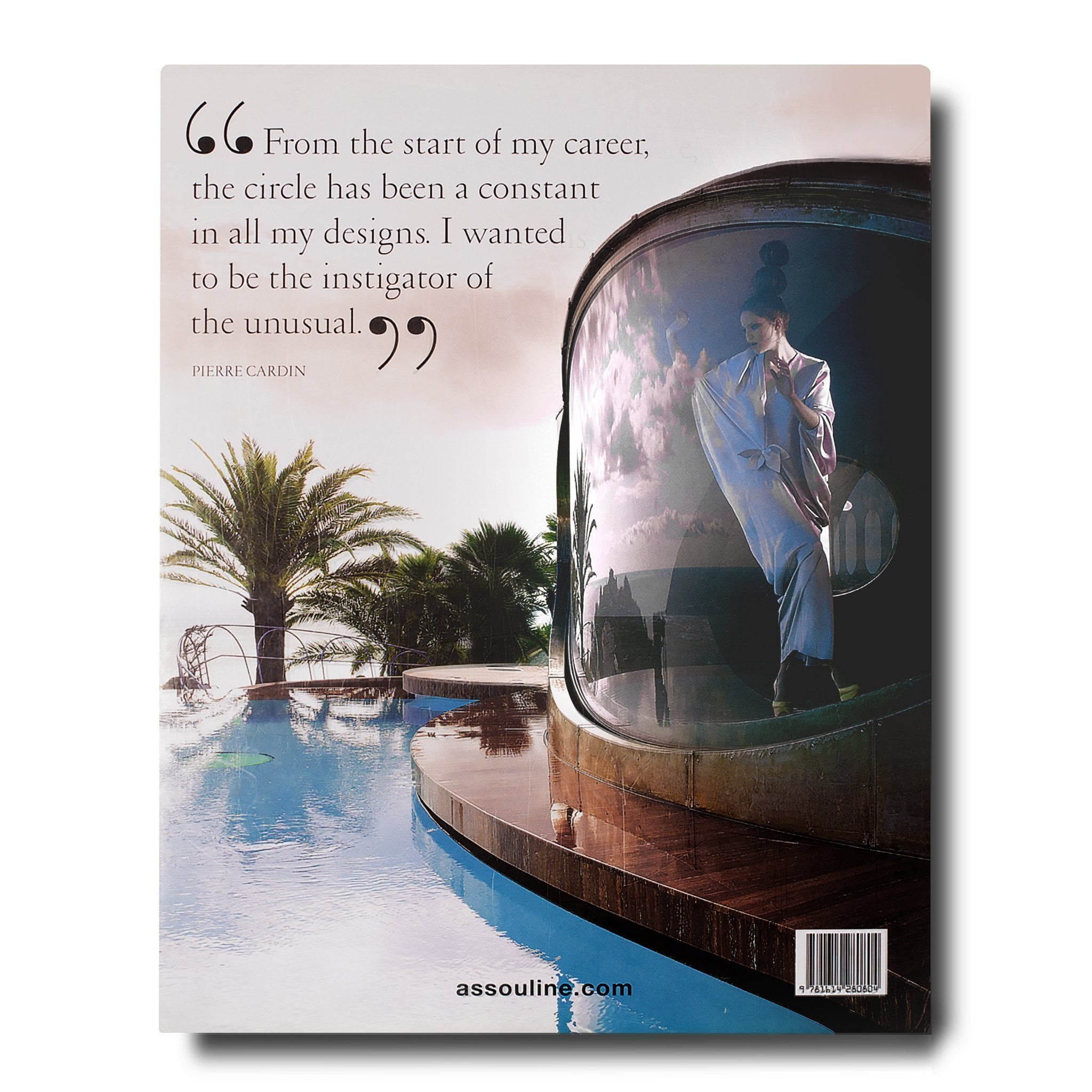 The Palais Bulles of Pierre Cardin - Assouline