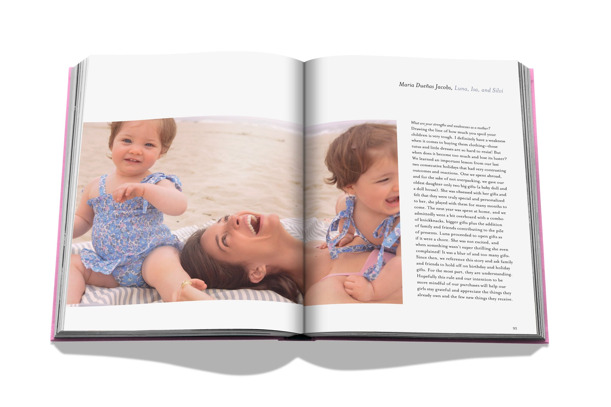 Mother and Child - Assouline
