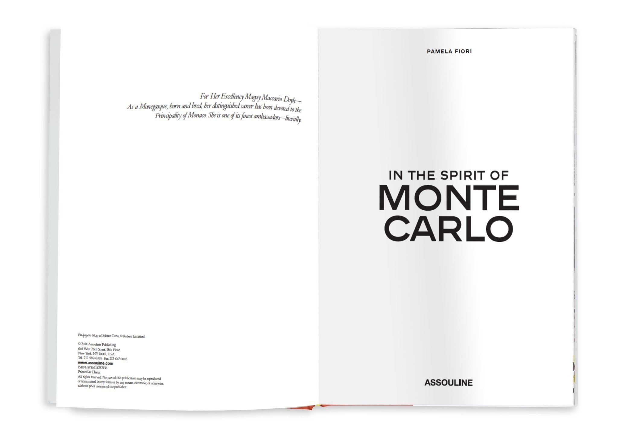 In the Spirit of Monte Carlo - Assouline