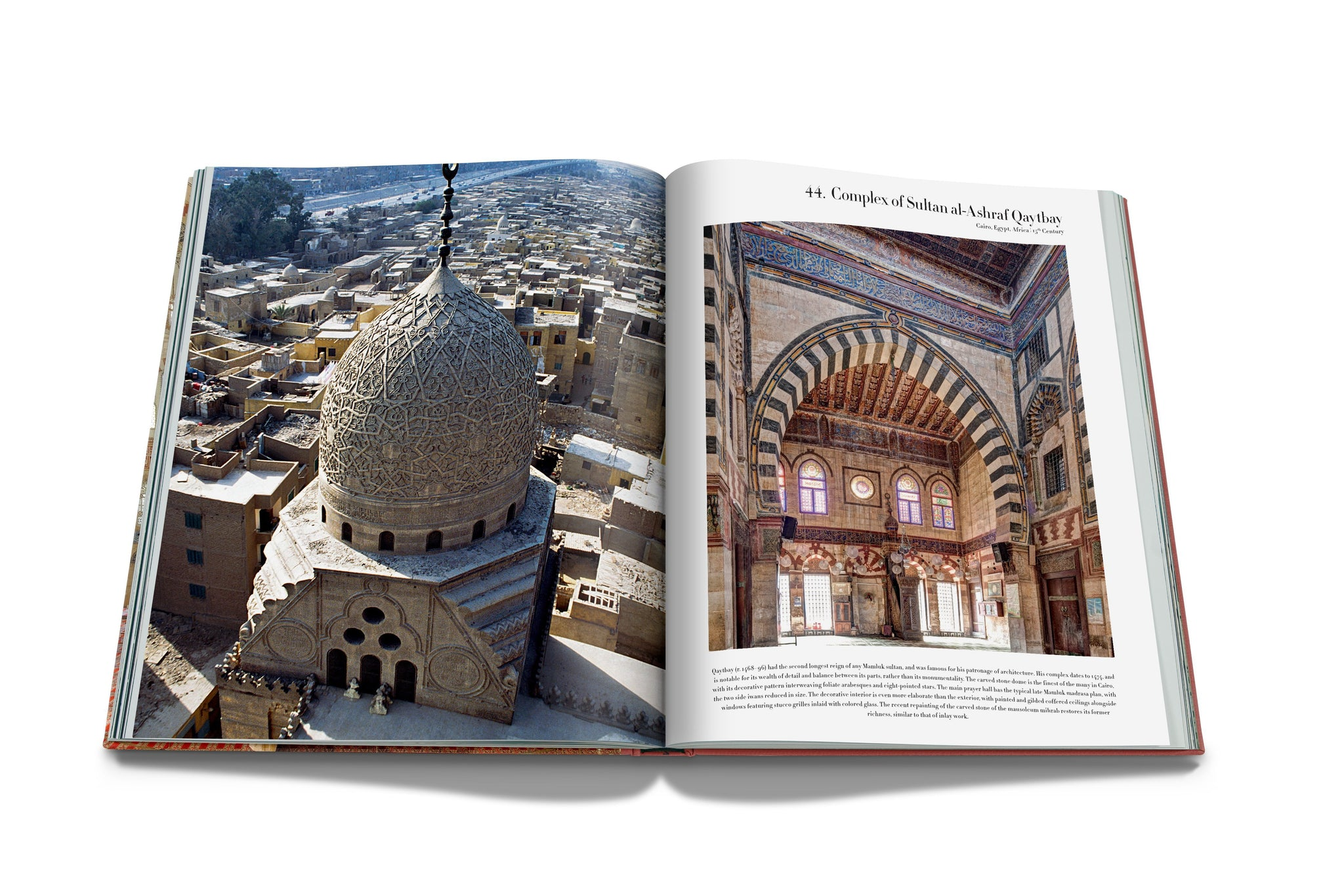 Mosques: The 100 Most Iconic Islamic Houses of Worship