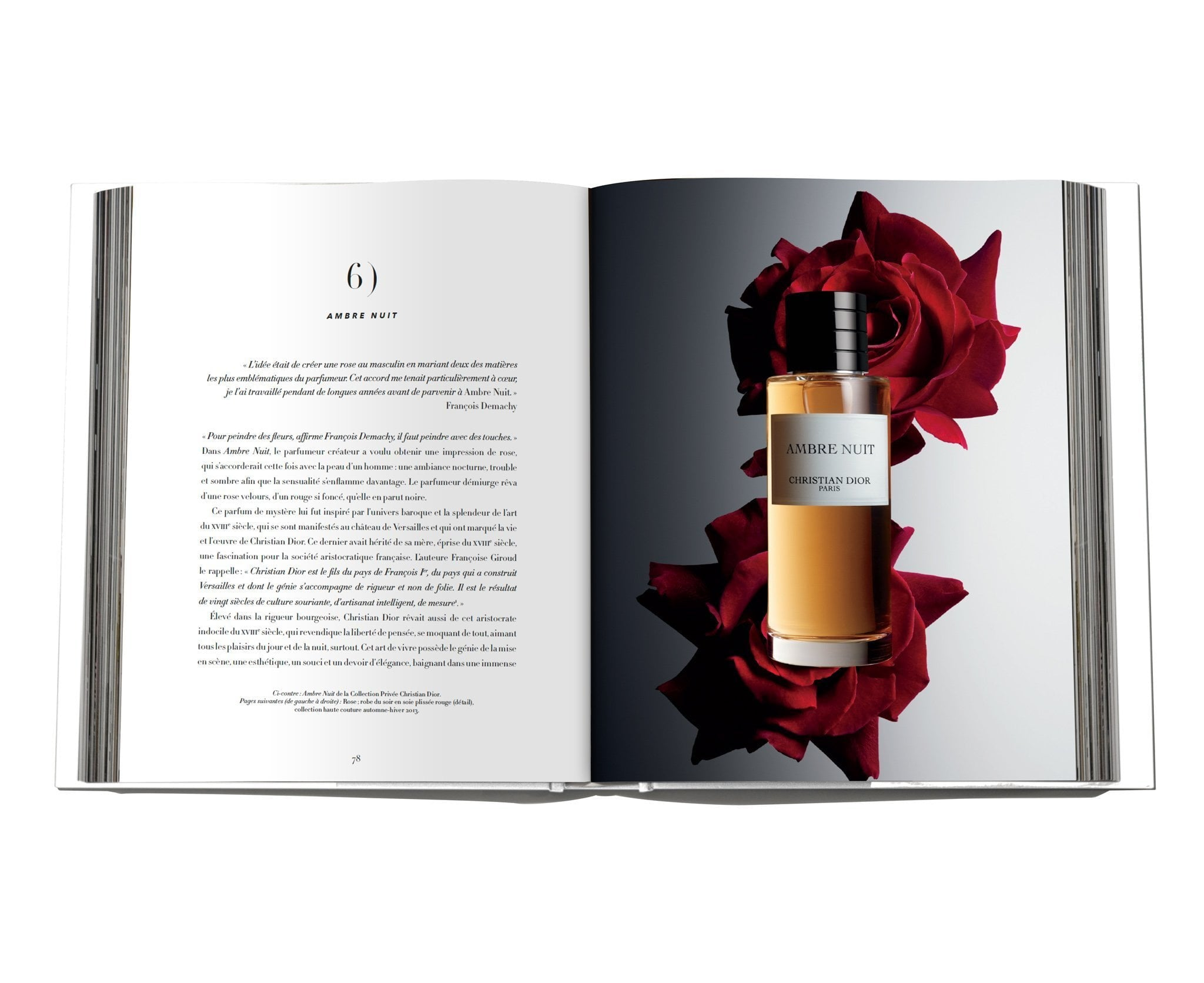 La Collection Privee Christian Dior Parfum - Assouline
