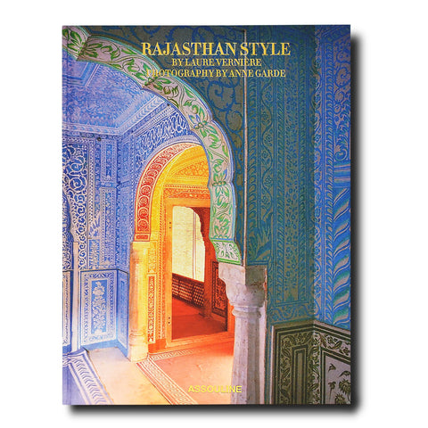 Rajasthan Style - Assouline
