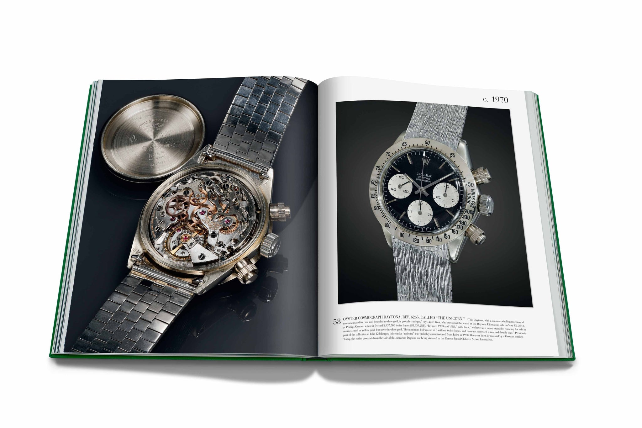 Rolex: The Impossible Collection - Assouline