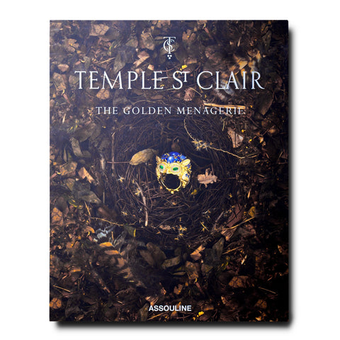 Golden Menagerie, Temple St. Clair - Assouline