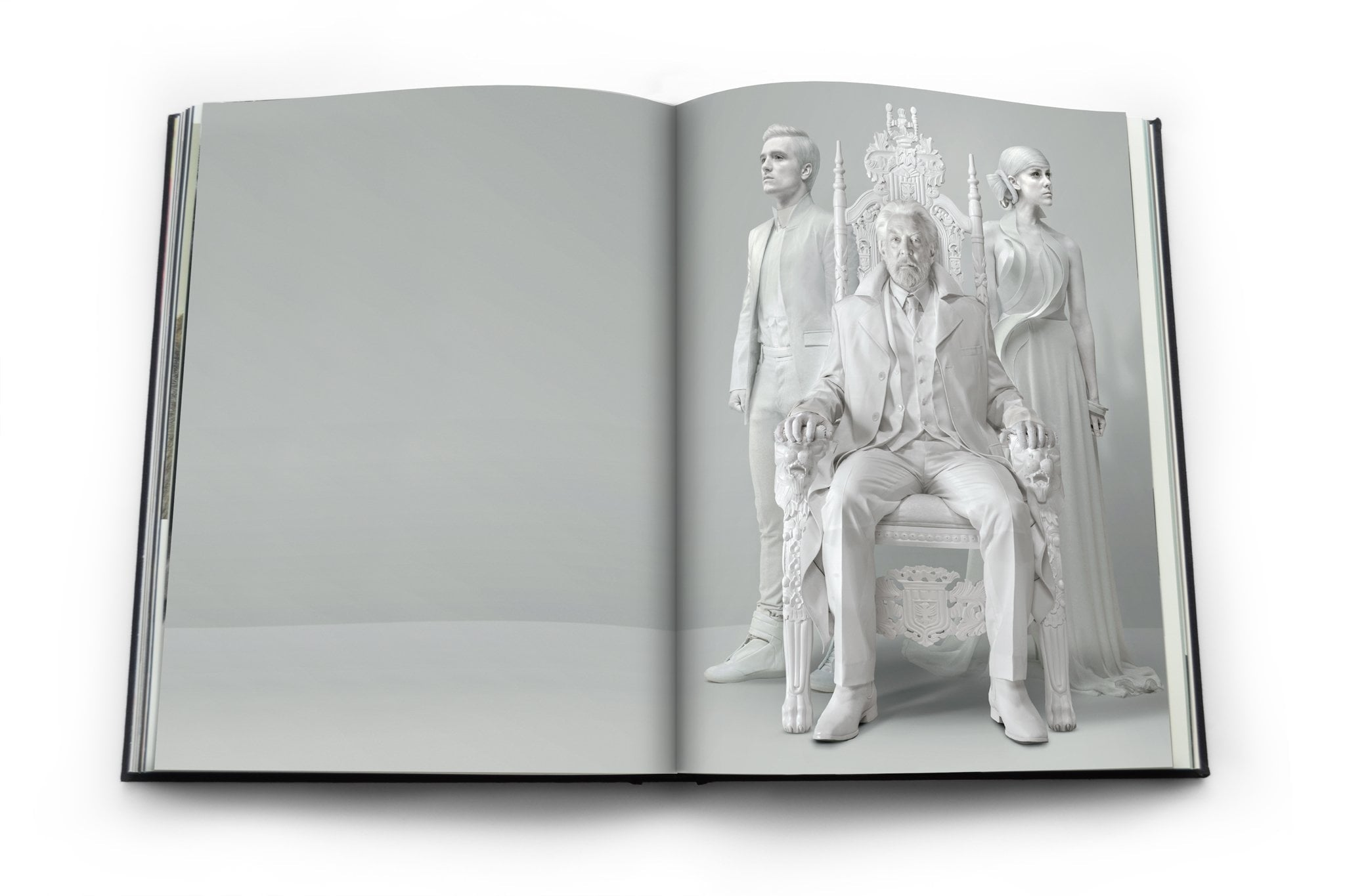 Tim Palen: Photographs from The Hunger Games - Assouline