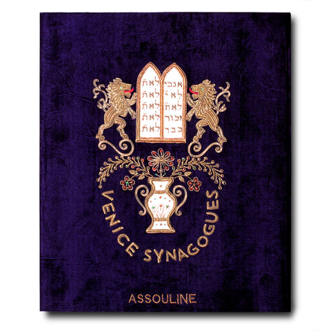 Venice Synagogues (Special Edition) - Assouline