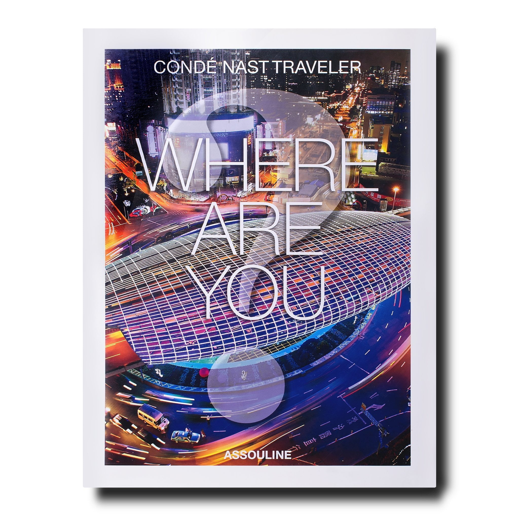 Conde Nast Traveler Where Are You? - Assouline