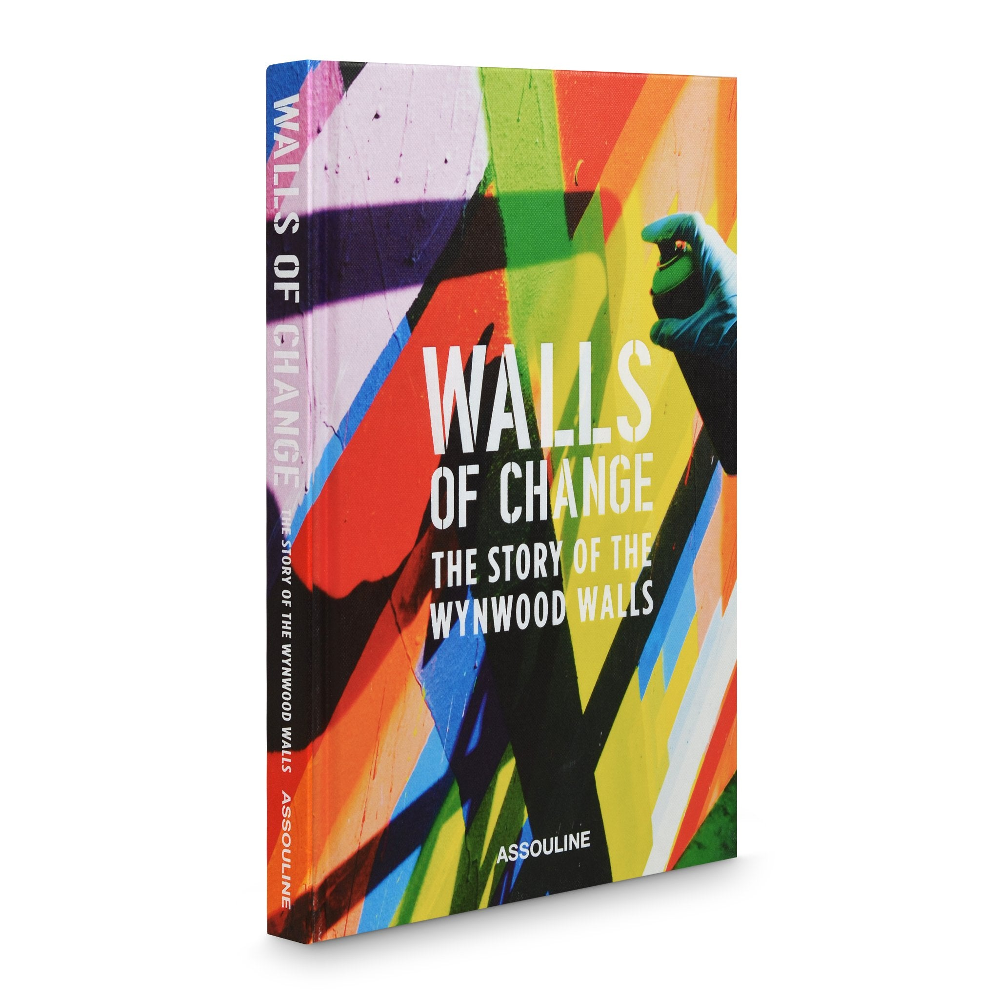 Walls of Change: The Story of the Wynwood Walls