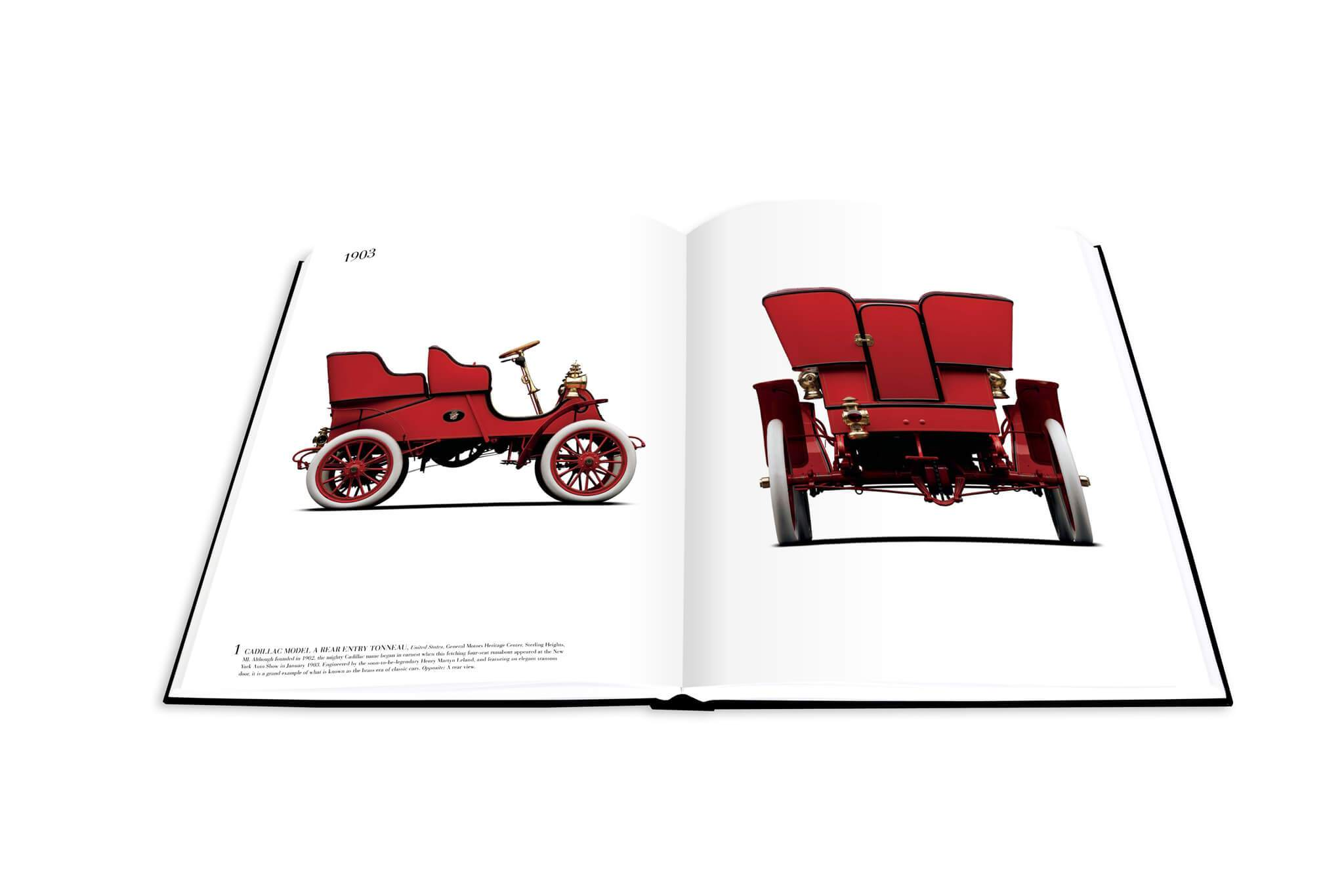 The Impossible Collection of Cars - Assouline