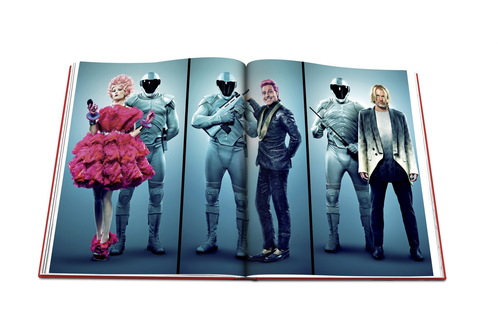 Tim Palen: Photographs from The Hunger Games (Ultimate Edition) - Assouline