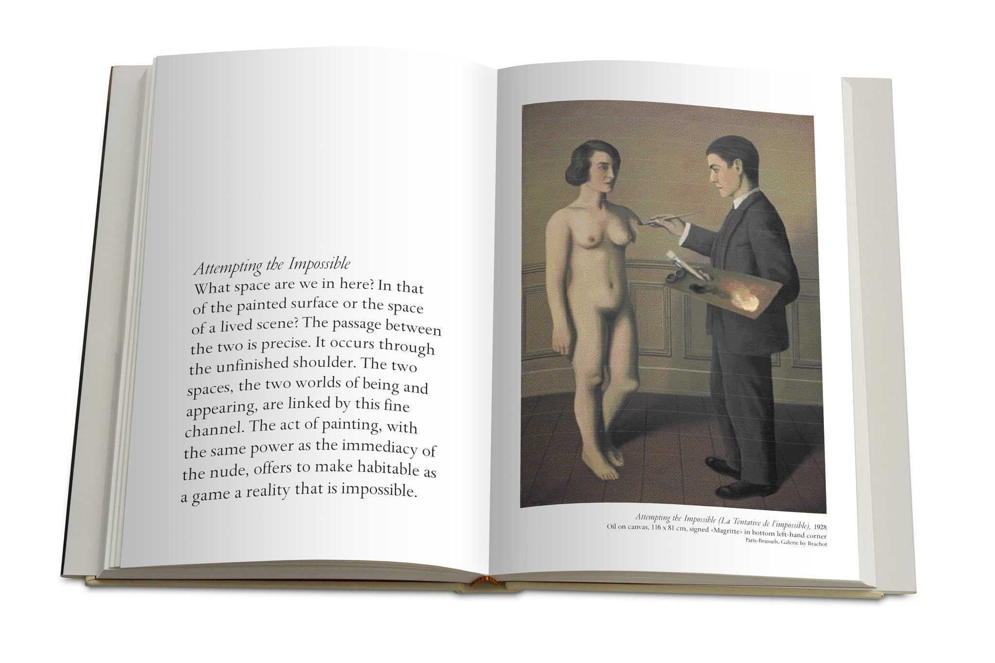 Rene Magritte, L'Empire des Images (French) - Assouline