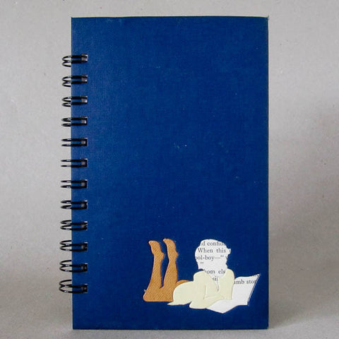 Navy Mash Up Journal