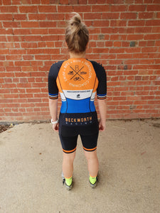 Short Sleeve Triathlon Suit