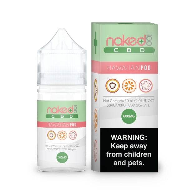 NAKED CBD - HAWAIIAN POG - 30ML