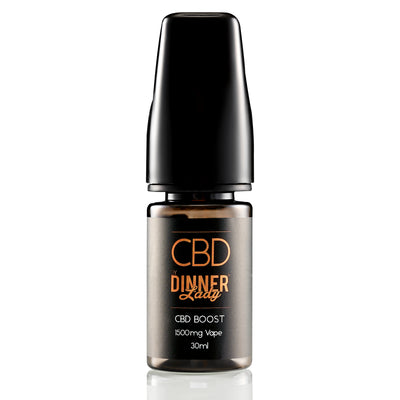 DINNER LADY CBD - VAPE BOOST 30ML