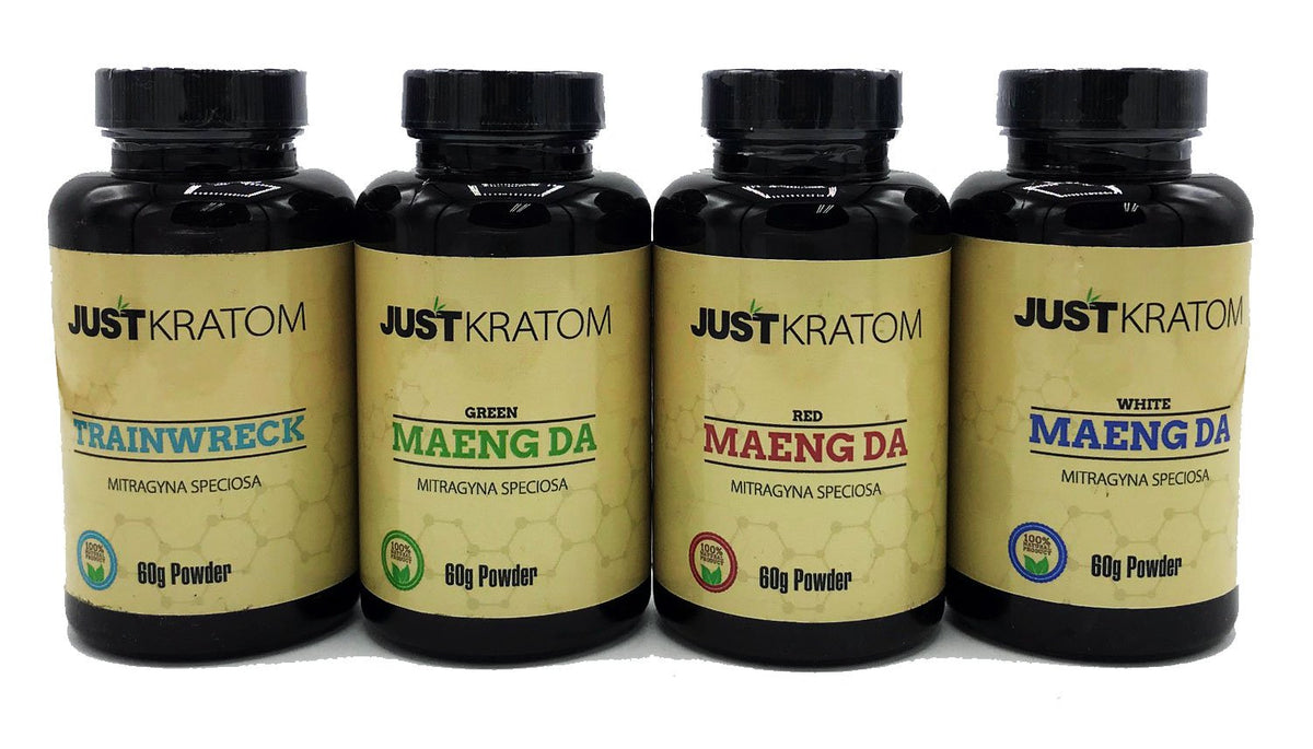 JUST KRATOM - RED MAENG DA Powder