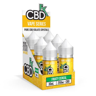 CBDfx | CBD Vape Juice | Fruity Cereal