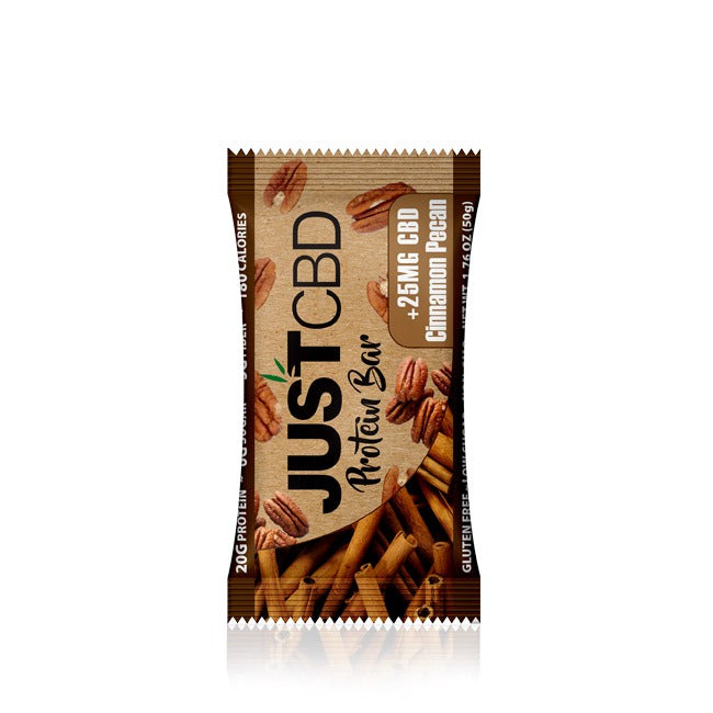 JUST CBD - PROTEIN BAR 25MG