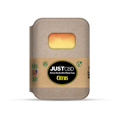 JUST CBD - HEMP SOAP