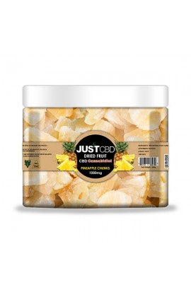 JUST CBD - DRIED FRUIT JAR 1000MG