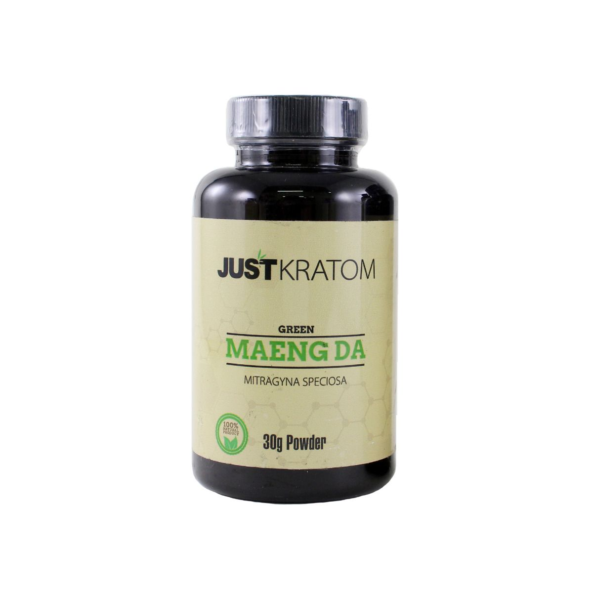 JUST KRATOM - GREEN MAENG DA Powder