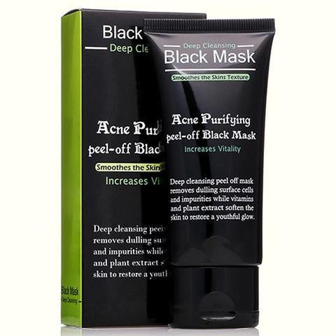 Masque anti points noirs