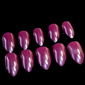 Lot de 24 Faux ongles