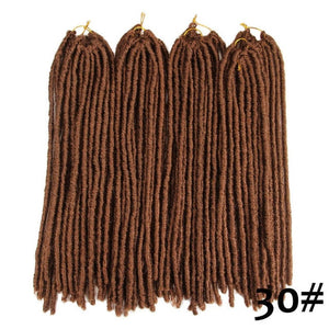 X-TRESS - Soft Dreadlocks Braids