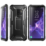 Galaxy S9+ Plus Case, SUPCASE Unicorn Beetle Series Premium Hybrid Protective Clear Case for Samsung Galaxy S9+ Plus 2018 Release, Retail Package (Frost/Black)